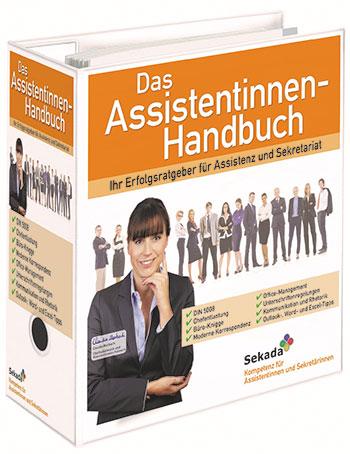 Das Assistentinnen-Handbuch im Sekada Verlag